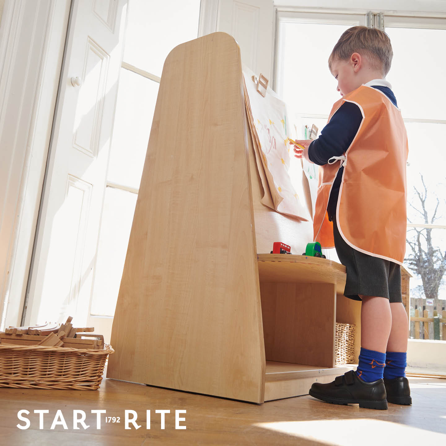 Buying your child's first school shoes